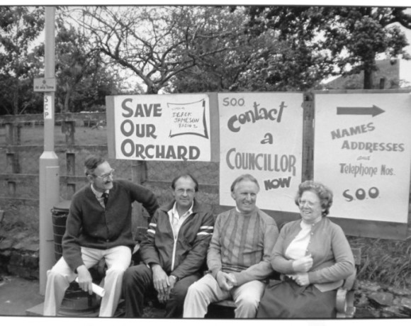 Save Our Orchards